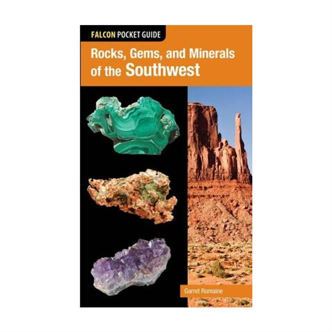 Falcon Pocket Guide Rocks Gems and Minerals of the Southwest