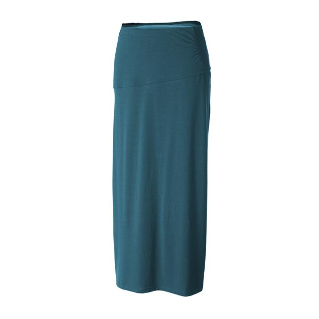 Women's Essential Tencel Maxi Skirt