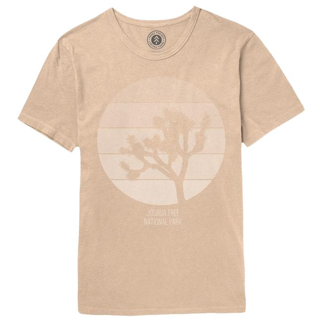 Men's Joshua Tree Bar Sun Tee Short Sleeve