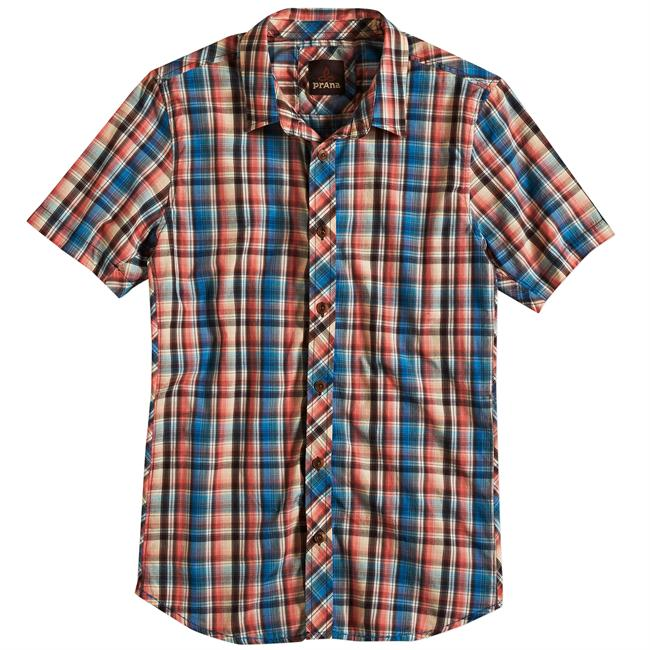 Men's Elliot Slim Fit Short Sleeve