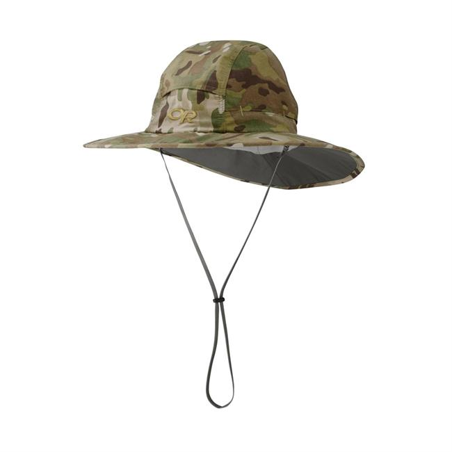 Multicam Sombriolet Sun Hat