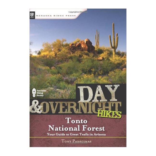 Day & Overnight Hikes In Tonto National Forest